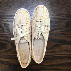 Keds Triple Abstract Geo Sneaker